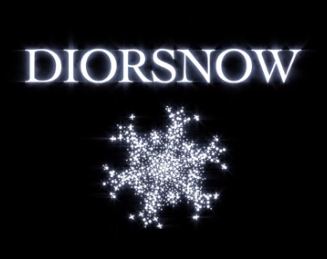 Pub TV – Dior Snow