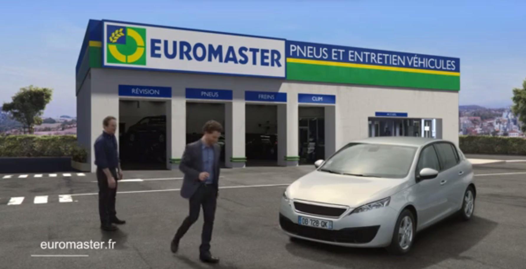 Pub TV – Euromaster