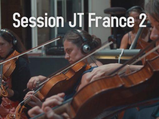 Identité sonore – JT France 2